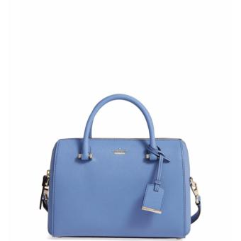 Kate Spade Cameron Street Lane Satchel - Blue