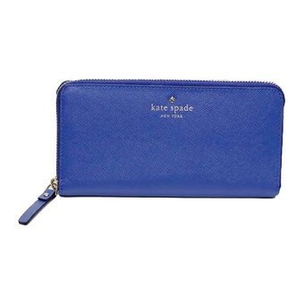 Kate Spade New York Cedar Street Lacey Wallet (Blue)