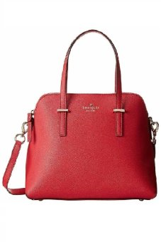 Kate Spade New York Cedar Street Maise Crossbody Bag (Red)