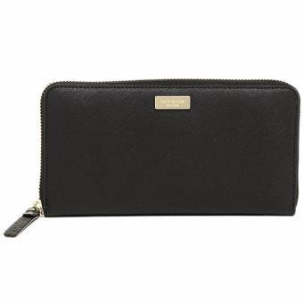 Kate Spade New York Newbury Lane Neda Wallet in GeraniumWLRU1498001-Black