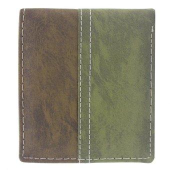 KayGurt Cross Lace Earth Tone Wallet (Neutral Green/Sap Green) - picture 2