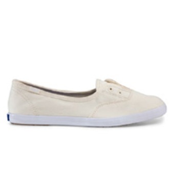 Keds Chillax Chillax Mini Seasonal Solid Sneakers (Cream)
