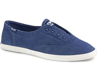 Keds Ladies Chillax Sneakers (Navy)