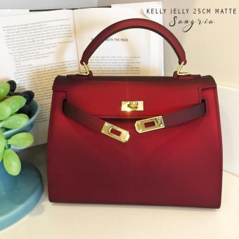 Kelly 25cm Matte (Sangria) Price Philippines