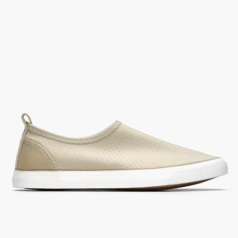 Kicks Ladies Raider Sneakers (Beige)