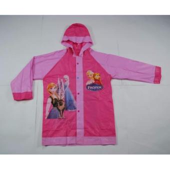 Kid Raincoat- Anna and Elsa frozen Price Philippines