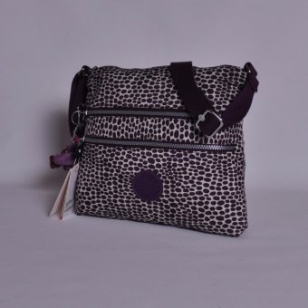 Klpllng Fashion Women nylon Inclined shoulder bag messengerbag(Blend Colors) - intl - 2