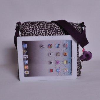 Klpllng Fashion Women nylon Inclined shoulder bag messengerbag(Blend Colors) - intl - 5