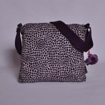Klpllng Fashion Women nylon Inclined shoulder bag messengerbag(Blend Colors) - intl - 4
