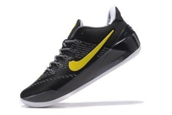 Kobe 12 A.D.EP Low To Help Basketball Shoes Black - intl Price Philippines