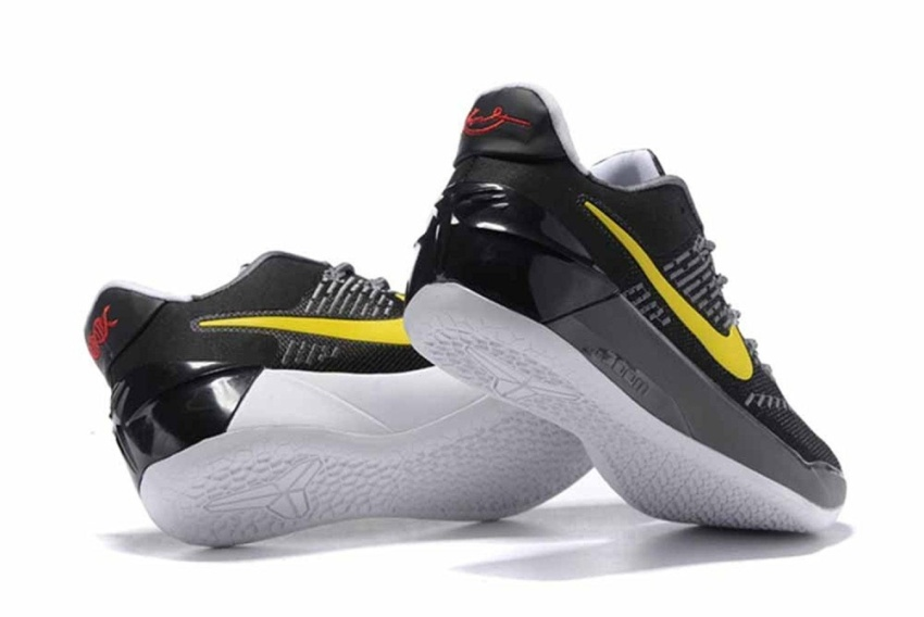 Kobe 12 Zoom Low To Help Light Sports Men Shoes Black - intl Price Philippines