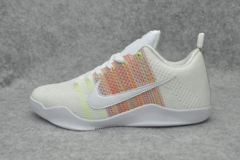 Kobe Bryant Kobe XI Elite Low Basketball Shoe Women's OutdoorComfortable Hot Sales Lace-Up Fashion Sneakers Non-slip Off White -intl Price Philippines