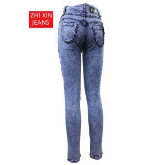 korea Women's Classic Skinny Jeans (911-51) - 2