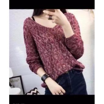 Korean Knitted Long sleeve Price Philippines