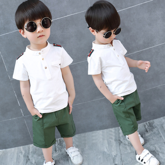 Korean-style boy's New style anniversery children's clothing