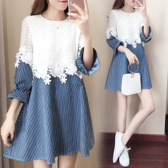 Korean-style female spring New style skirt dress