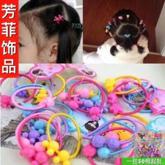 Korean-style multi-color New style children's headband children hairband