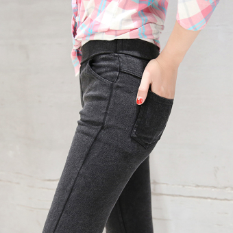 Korean-style New style summer women's pants denim leggings