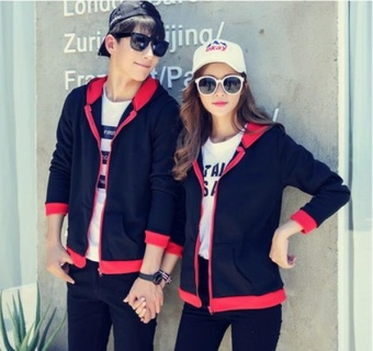 Korean version, trend, baseball clothes, couple , light jacket,wholesale! - intl Price Philippines