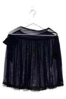 Kurba Paula Lingerie (Black)