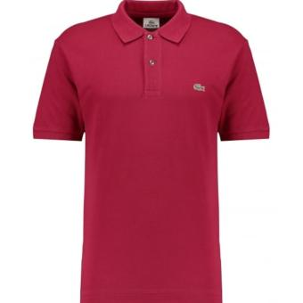 LACOSTE CLASSIC POLO SHIRT FOR MEN (MAROON)