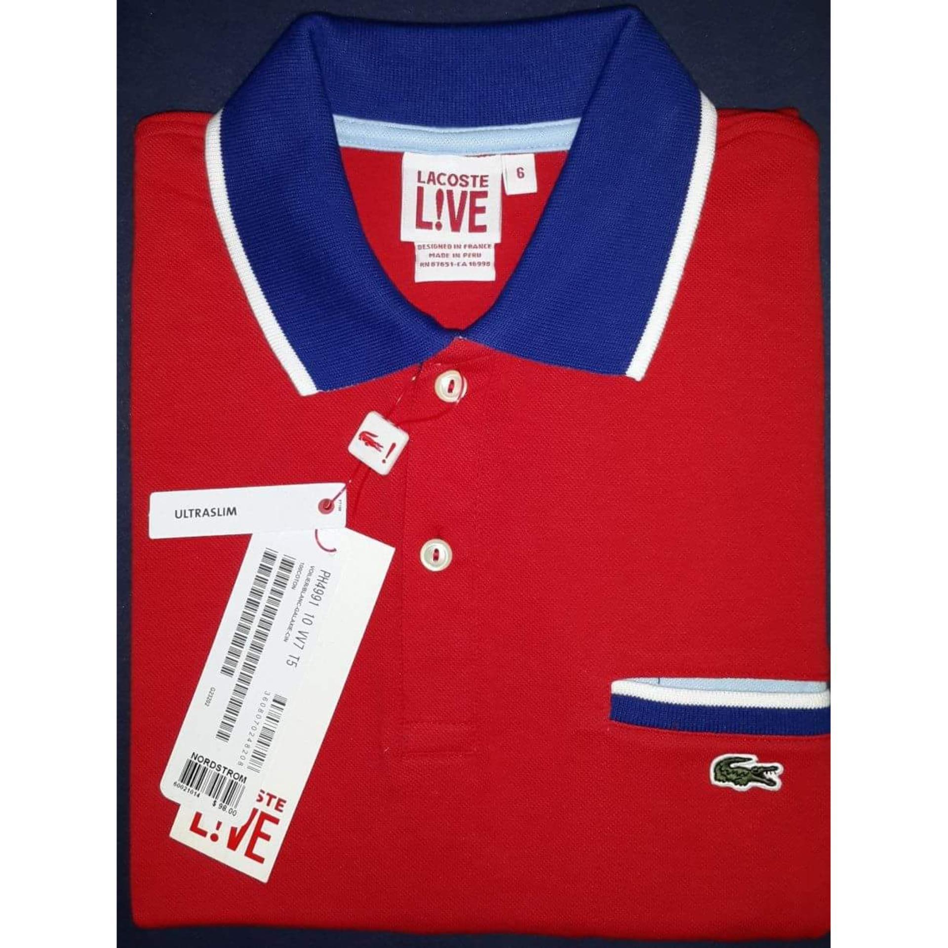 0df4d090d Cheap Lacoste Polo Shirts Mens