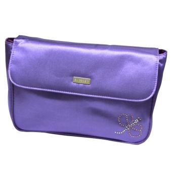 Ladies Fashion Pouch (Violet) Price Philippines