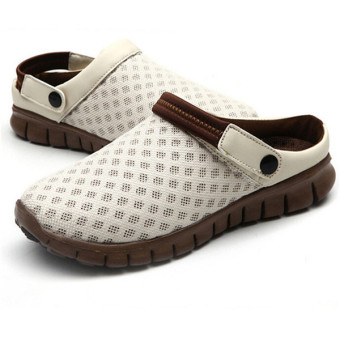 LALANG Breathable Slippers Beige Price Philippines