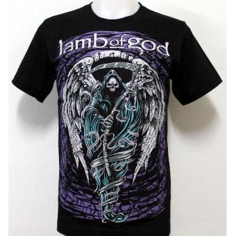 Lamb of God T-Shirt Reaper (Black)