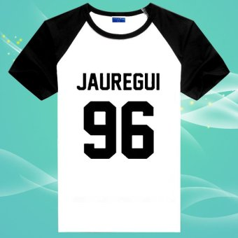 Lauren Jauregui 96 Fifth Harmony 100% Cotton O Neck Unisex InsertShort Sleeve T Shirts - INTL Price Philippines