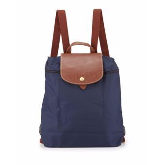 LC Le pliage backpack Navy blue Longchamp - 2