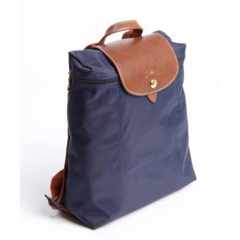 LC Le pliage backpack Navy blue Longchamp - 3