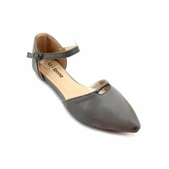 Le donne Flat Shoes VQSLB040C7 (Grey) Price Philippines