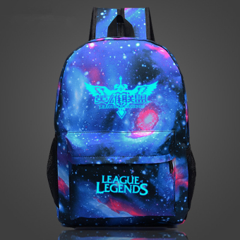 League of Legends LOL DOTA OMG WE clan Noctilucent backpackschoolbag Price Philippines