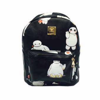 Leather Backpack Baymax Design #0126 Price Philippines