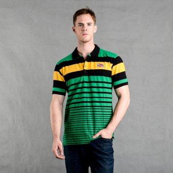 Lee Cooper Polo Shirt Regular Fit (Green)