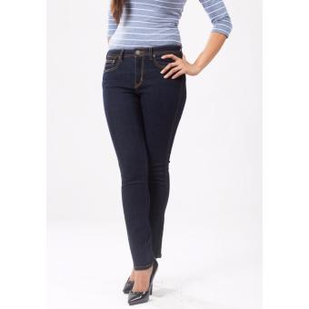 Lee Ladies Louis Skinny Pants (One Wash)