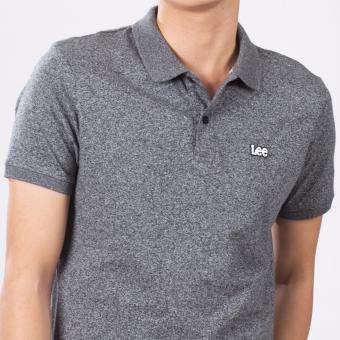 Lee Men's Sportshirt (Dark Grey Heather) - 5