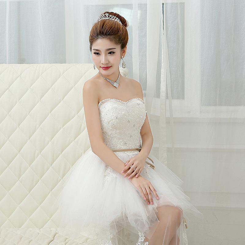 Philippines | Leondo summuer bridal gowns lace transparent long ...