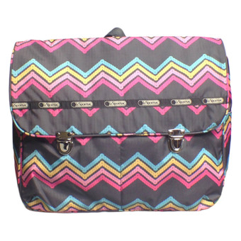 Lesportsac Messenger Up/Out Backpack (Multicolor) - picture 2