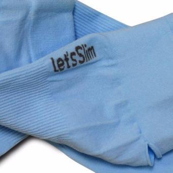 Let's Slim Cooling Sleeve ( Blue ) - 2