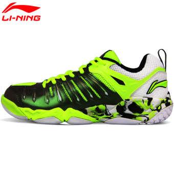 Li Ning aytl 063 professional breathable non-slip New style sports shoes badminton shoes