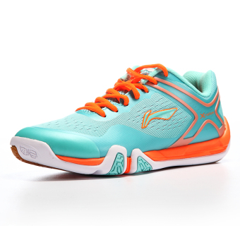 LI-NING damping breathable non-slip ultra-light sports shoes badminton shoes