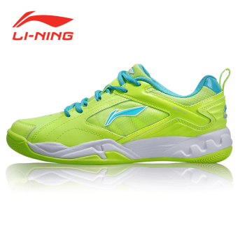 LI-NING summer breathable sports shoes badminton shoes
