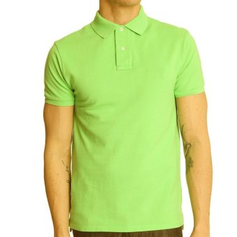 Lifeline Polo Shirt (Avocado Green)
