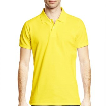 Lifeline Polo Shirt (Canary Yellow)