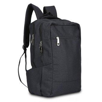 Lightweight Backpack Bag (Black)
