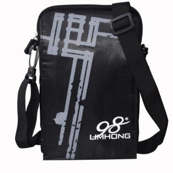 Limhong Unisex Shoulder Bag (Black) Price Philippines