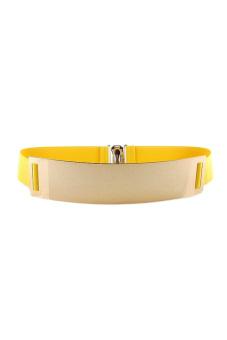 Linemart Elastic Belt (Yellow)