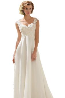 Linemart Women Wedding Evening Formal Dresses - picture 2